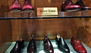 Giầy thương hiệu John Lobb