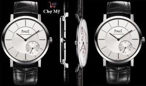 """ALTIPLANO """"Đồng hồ với bộ truyền động siêu mỏng"""""""