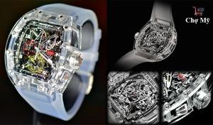 """RM 056 FELIPE MASSA SAPPHIRE """"Mẫu đồng hồ vật liệu đặc biệt"""""""